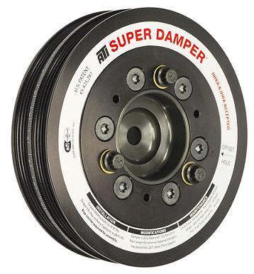 Damper, anti vibraciones, motor